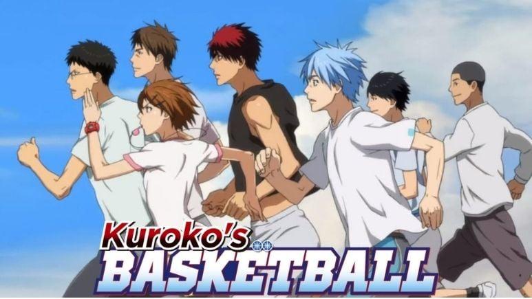 Watch Kuroko's Basketball on Netflix