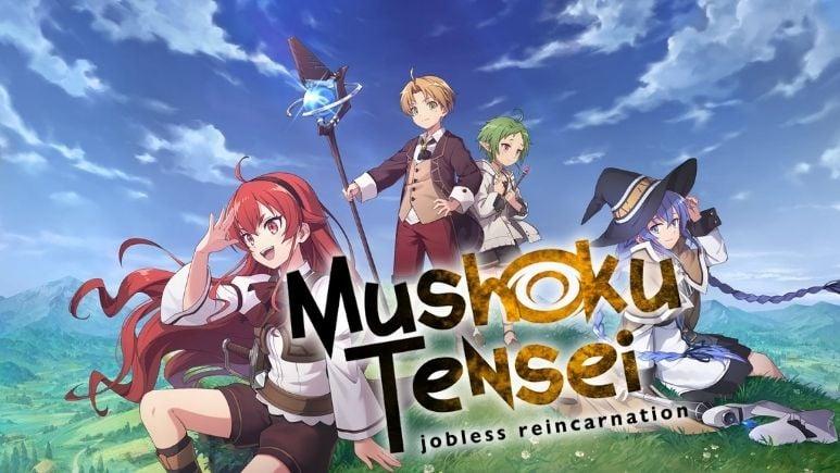 Watch Mushoku Tensei Jobless Reincarnation on Netflix