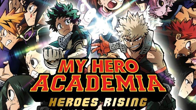 Watch My Hero Academia - Heroes Rising (2019) on Netflix
