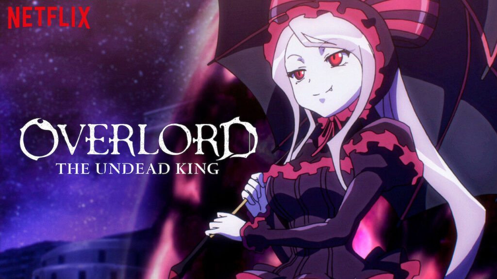 Watch Overlord: The Undead King (2017) on Netflix