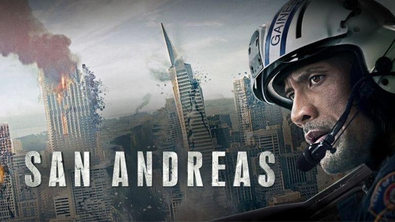 Watch San Andreas (2015) on Netflix