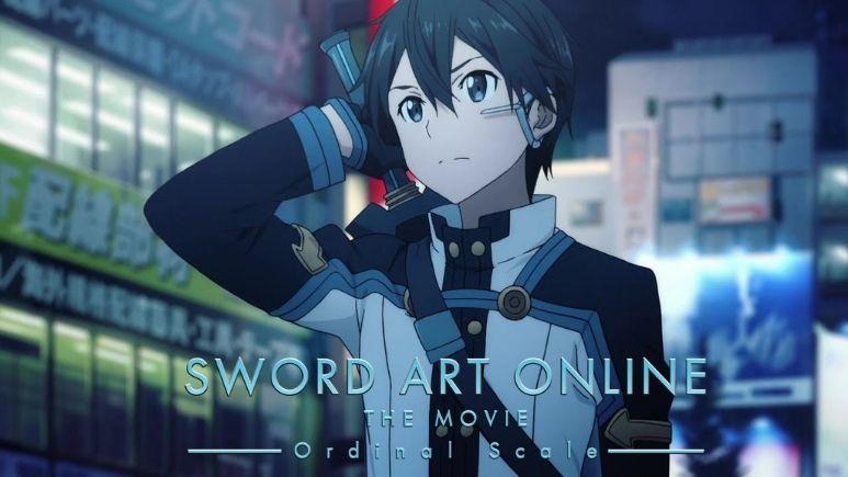 Watch Sword Art Online the Movie - Ordinal Scale (2017) on Netflix