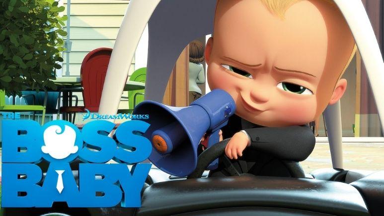 Watch The Boss Baby (2017) on Netflix