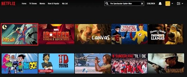 Watch The Spectacular Spider-Man on Netflix 2