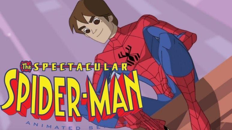 Watch The Spectacular Spider-Man on Netflix