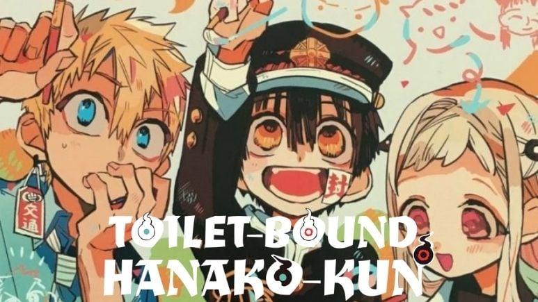 Watch Toilet-bound Hanako-kun on Netflix