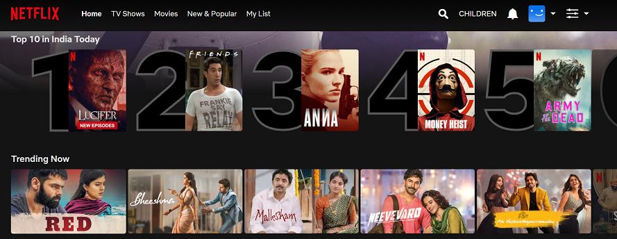top 10 india