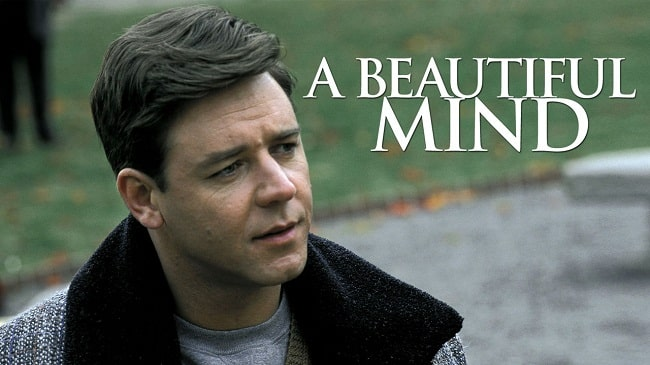 A Beautiful Mind (2001): Watch it on Netflix