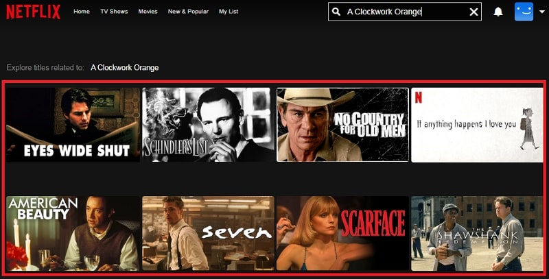 A Clockwork Orange (1971): Watch it on Netflix