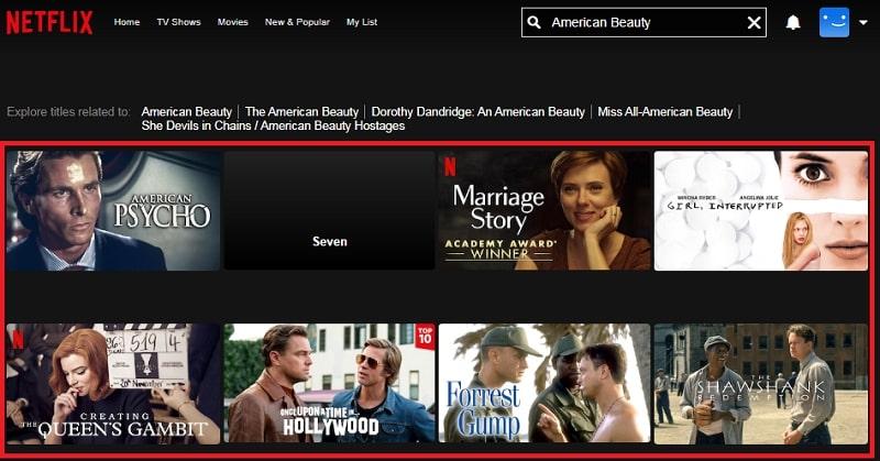 American Beauty (1999): Watch it on Netflix