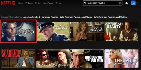 Watch American Psycho (2000) on Netflix