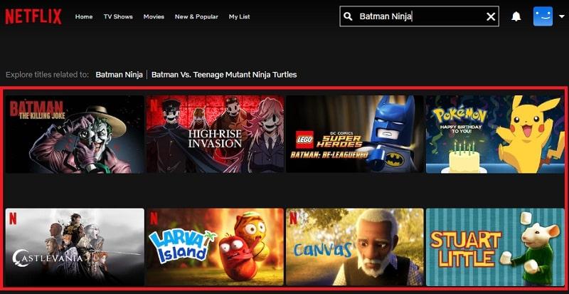 Watch Batman Ninja (2018) on Netflix