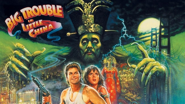 Watch Big Trouble in Little China (1986) on Netflix