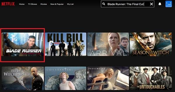 Watch Blade Runner: The Final Cut (1982) on Netflix