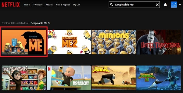 Despicable Me (2010): Watch it on Netflix