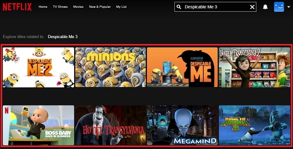 Watch Despicable Me 3 (2017) on Netflix