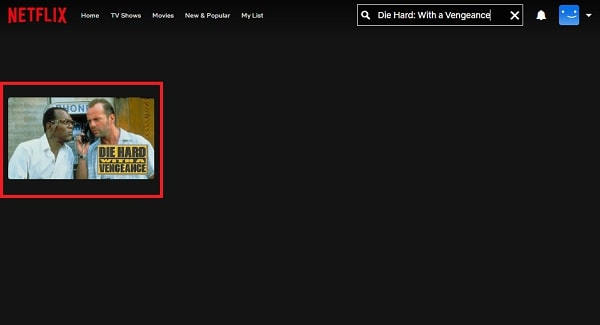 Watch Die Hard: With a Vengeance (1995) on Netflix