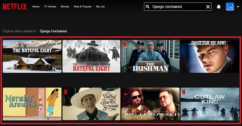 Django Unchained (2012): Watch it on Netflix
