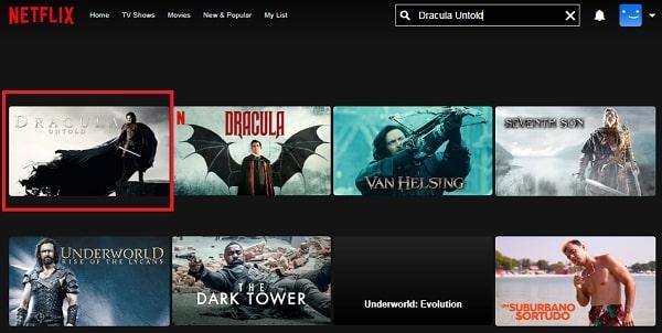 Watch Dracula Untold (2014) on Netflix