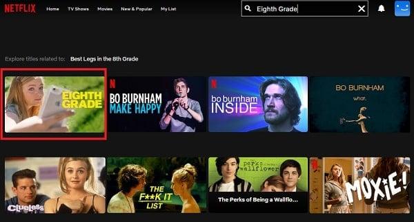 Watch Eighth Grade (2018) on Netflix