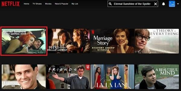 Eternal Sunshine of the Spotless Mind (2004): Watch it on Netflix