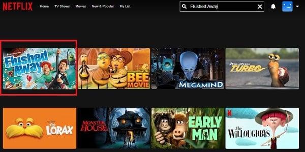 Watch Flushed Away (2006) on Netflix