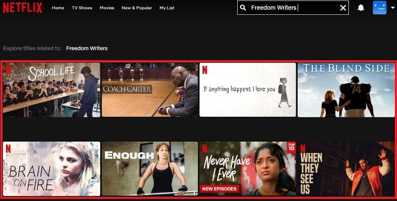 Watch Freedom Writers (2007) on Netflix