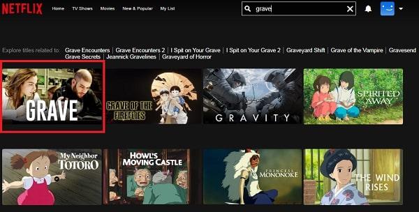 Grave (2016): Watch it on Netflix