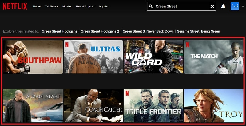 Watch Green Street (2005) on Netflix