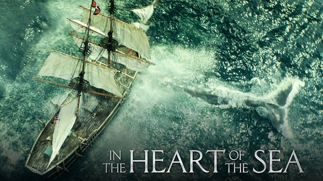 Watch In the Heart of the Sea (2015) on Netflix