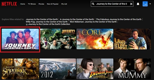 Watch Journey to the Center of the Earth (2008) on Netflix