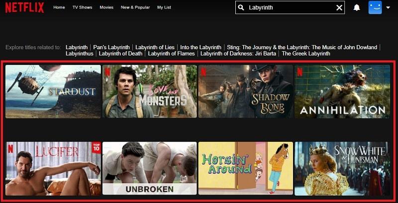Watch Labyrinth (1986) on Netflix