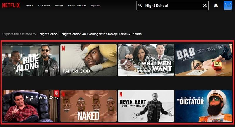 Watch Night School (2018) on Netflix