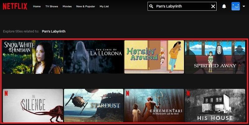 Pan's Labyrinth (2006): Watch it on Netflix