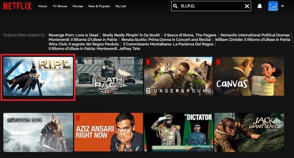 Watch R.I.P.D. (2013) on Netflix