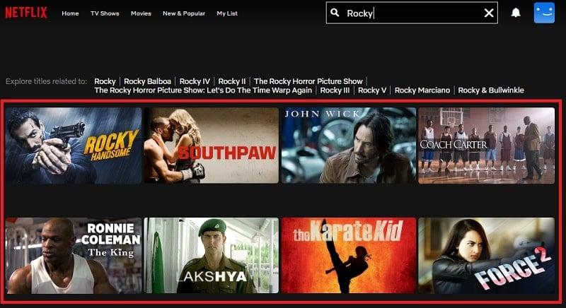 Watch Rocky (1976) on Netflix