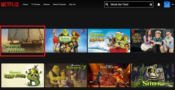 Watch Shrek the Third (2007) on Netflix