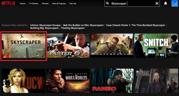 Watch Skyscraper (2018) on Netflix