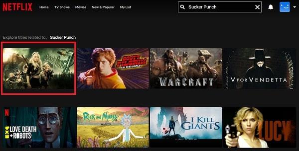 Watch Sucker Punch (2011) on Netflix