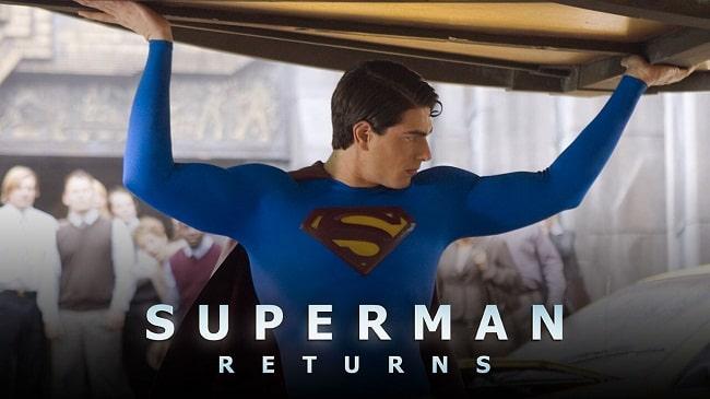 Superman Returns (1988): Watch it on Netflix