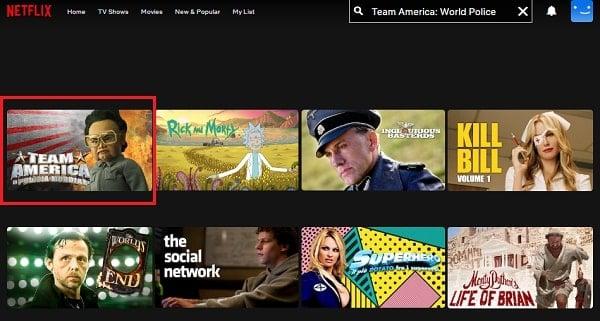 Watch Team America: World Police (2004) on Netflix