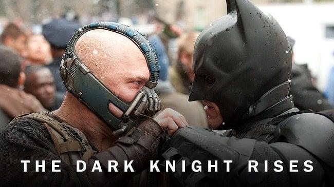 The Dark Knight Rises (2012): Watch it on Netflix