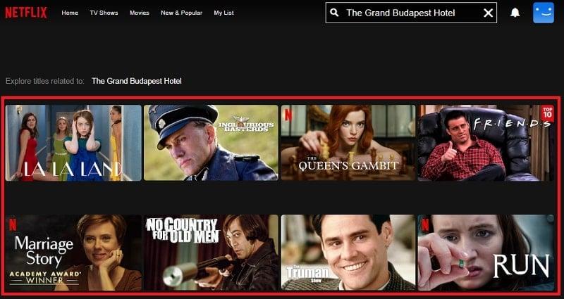 Watch The Grand Budapest Hotel (2014) on Netflix