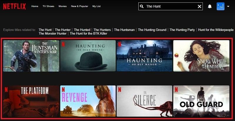 The Hunt (2020): Watch it on Netflix