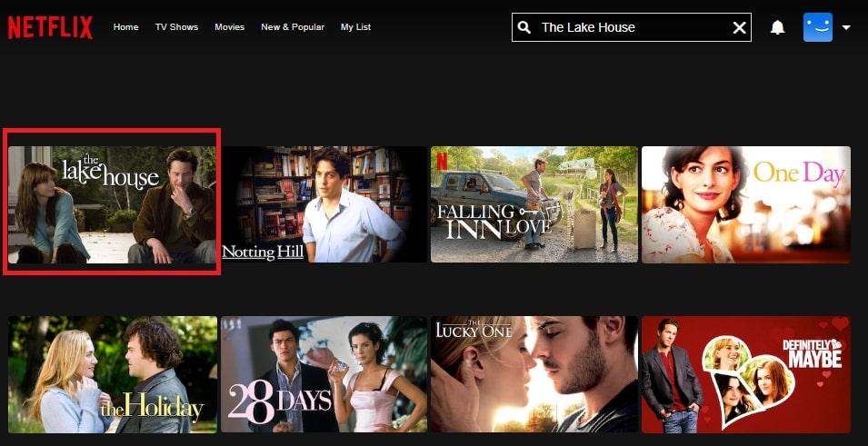 Watch The Lake House (2006) on Netflix