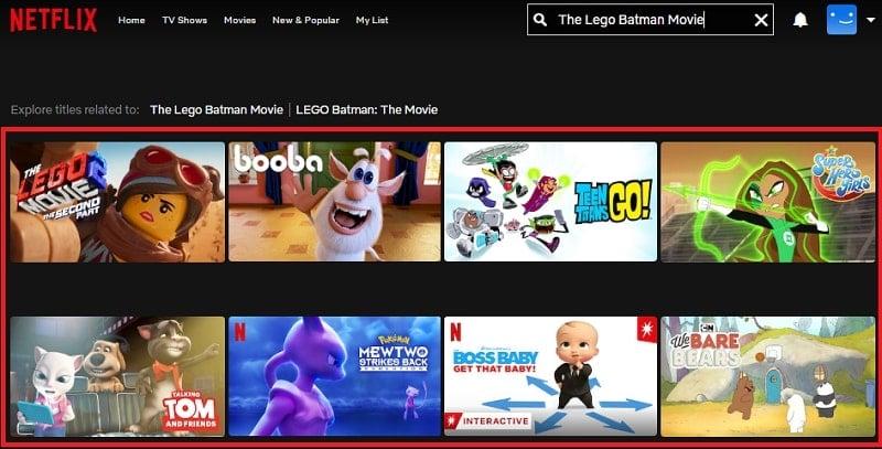 The Lego Batman Movie (2017): Watch it on Netflix