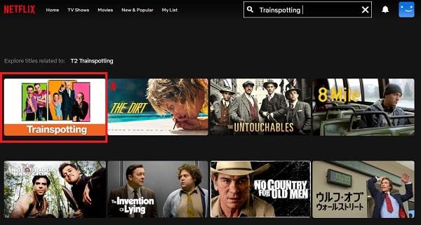 Watch Trainspotting (1996) on Netflix