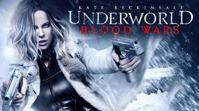 Watch Underworld: Blood Wars (2016) on Netflix
