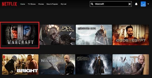 Watch Warcraft (2016) on Netflix