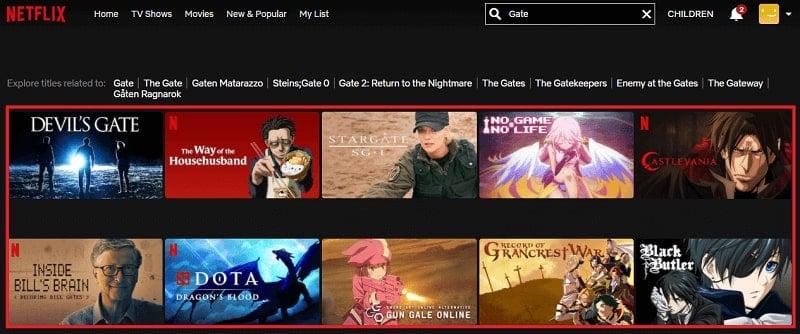 Watch Gate on Netflix 1